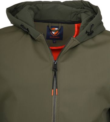 Suitable Softshell Jacket Tom Army