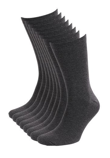 Suitable Sokken Grijs 8-Pack