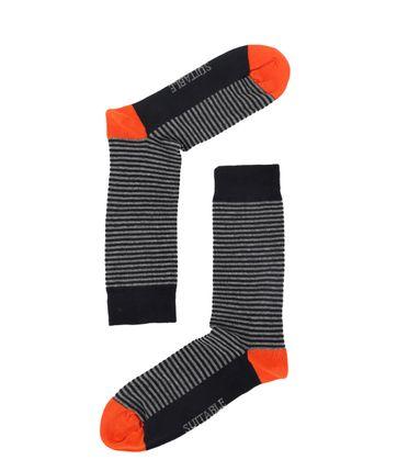 Detail Suitable Sokken Navy/Grijs