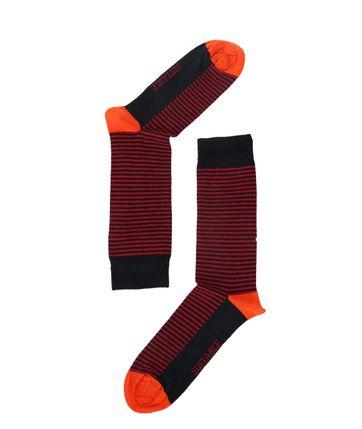 Detail Suitable Sokken Navy/Rood