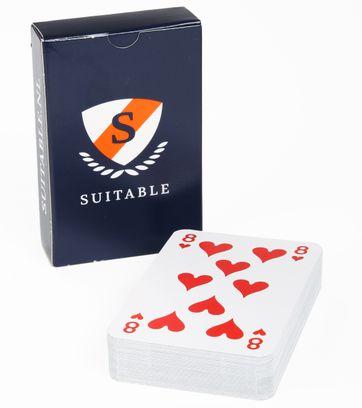 Suitable Speelkaarten Navy