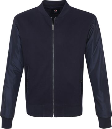 Suitable Steff Jacke Navy