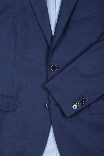 Suitable Strato Serge Suit Indigo