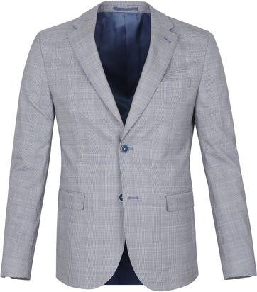 Suitable Strato Suit Karo Hellblau