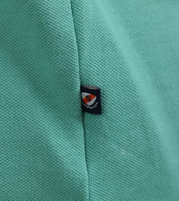 Detail Suitable Stretch Polo Groen