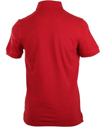 Detail Suitable Stretch Polo Rood
