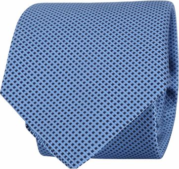 Suitable Stropdas Blauw F01-04