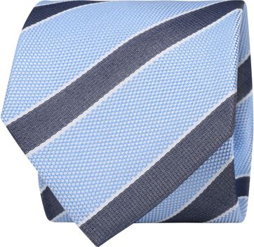 Suitable Stropdas Blauw F01-27
