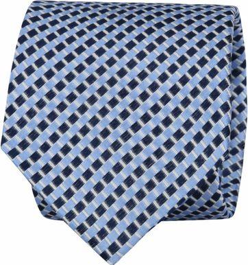 Suitable Stropdas Blauw K01-11