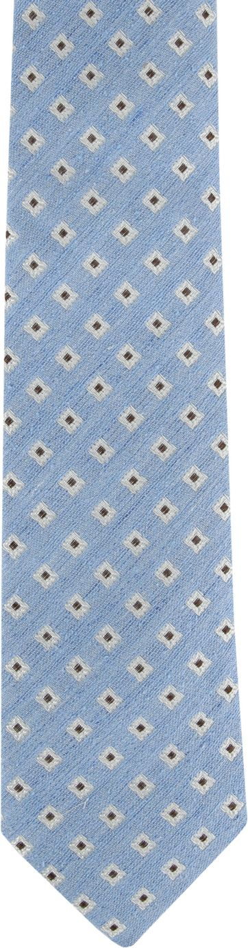 Suitable Stropdas Lichtblauw F01-19