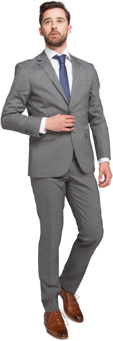 Suitable Suit Amsterdam Dark Grey