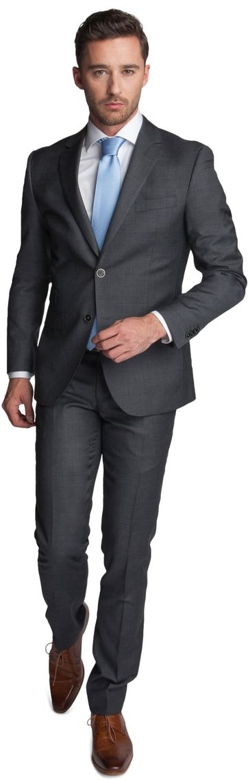 Suitable Suit Basel Dark Grey