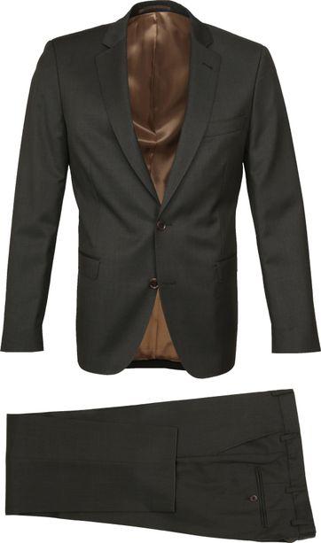 Suitable Suit Evans Green