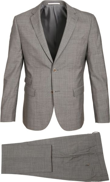 Suitable Suit Lucius Light Brown