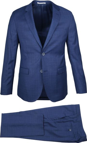 Suitable Suit Lucius Optical Blue