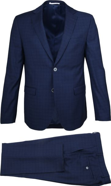 Suitable Suit Lucius Optical Dark Blue