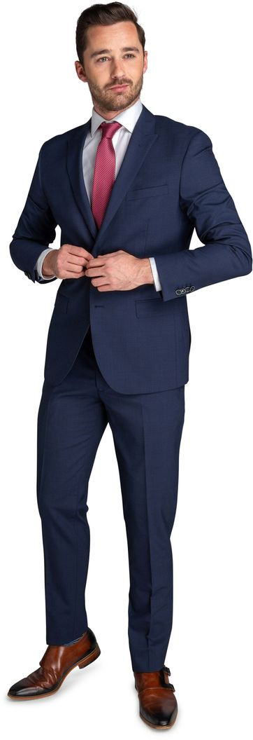 Suitable Suit Nancy Navy