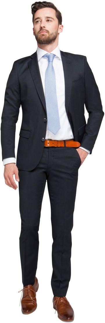 Suitable Suit Piga Navy