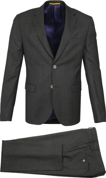 Suitable Suit Strato Dark Green