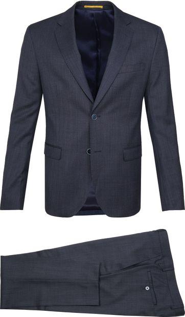 Suitable Suit Strato Dark Navy