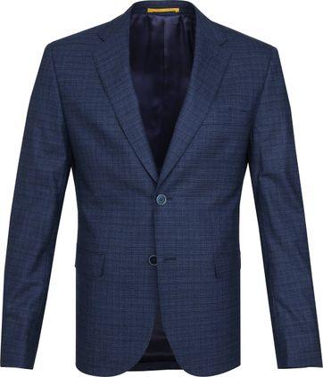 Suitable Suit Strato Navy Dessin