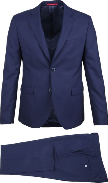 Suitable Suit Strato Tegea Navy