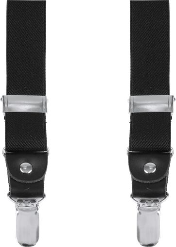 Suitable Suspenders Black