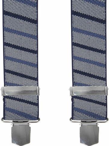 Suitable Suspenders Grey