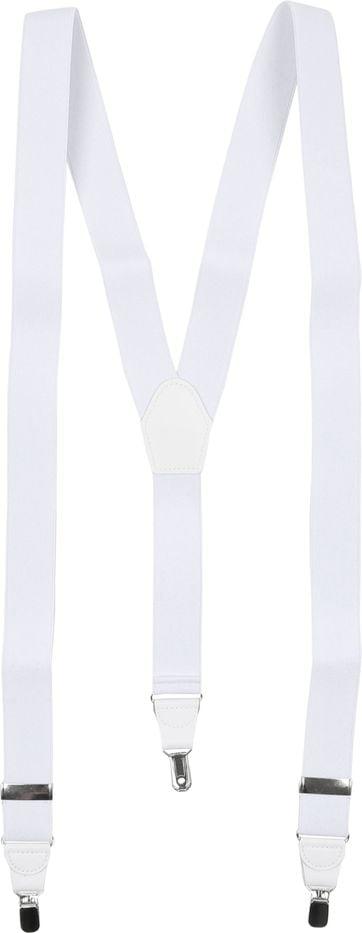Suitable Suspenders White Plain