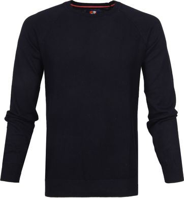 Suitable Sweater Ben Navy