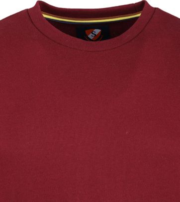 Suitable Sweater Sven Bordeaux