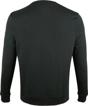 Suitable Sweater Sven Donkergroen