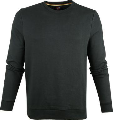 Suitable Sweater Sven Dunkelgrün