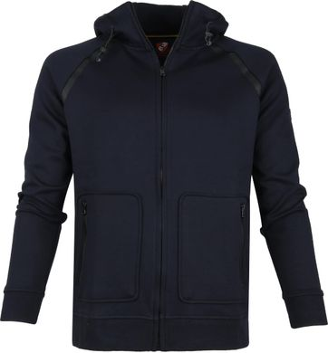 Suitable Sweatvest Siem Navy