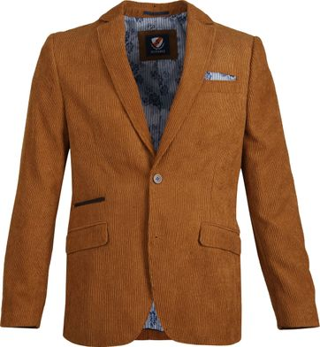 Suitable Tarm Blazer Corduroy Karamell