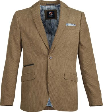 Suitable Tarm Blazer Corduroy Khaki