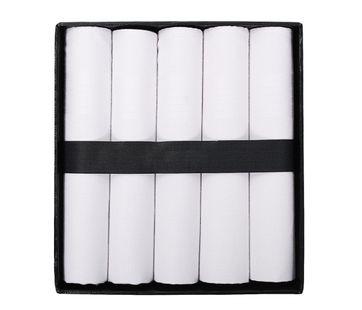 Suitable Taschentücher Set Weiß