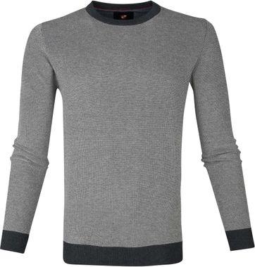 Suitable Thomas Pullover Grey