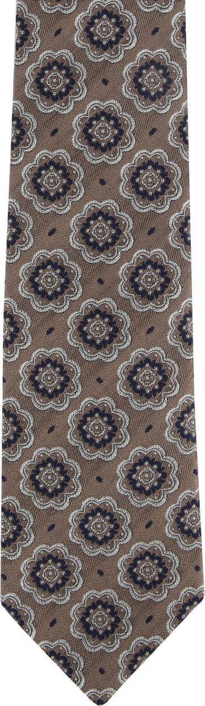 Suitable Tie Dark Brown F01-08