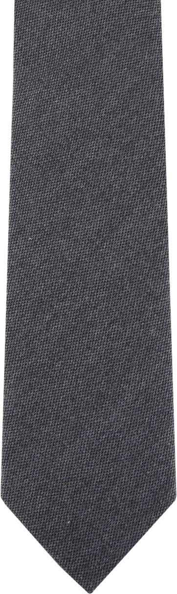 Suitable Tie Dark Grey