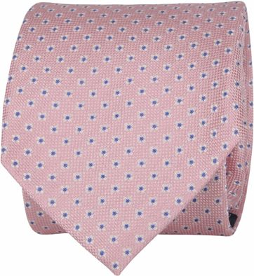 Suitable Tie Flower Pink