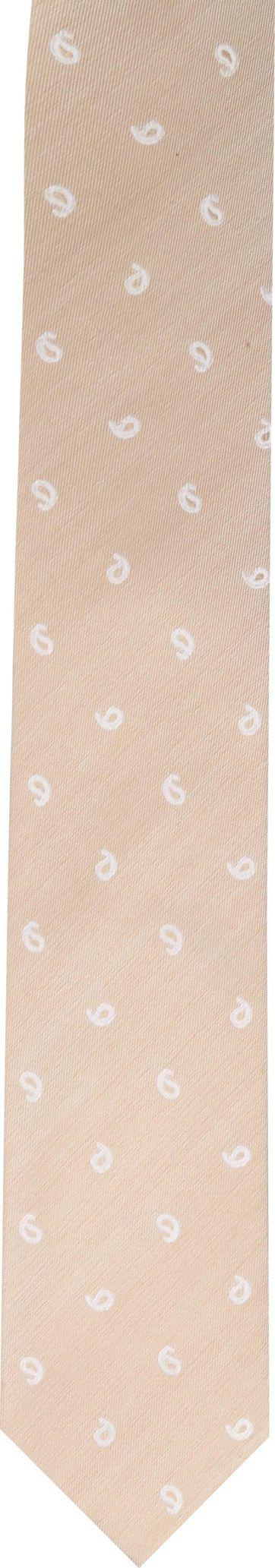 Suitable Tie Light Beige F01-29