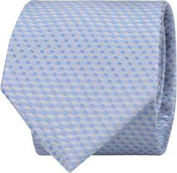 Suitable Tie Light Blue F01-37