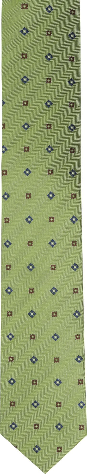 Suitable Tie Light Green F01-32