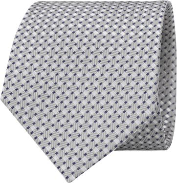 Suitable Tie Light Grey F01-23