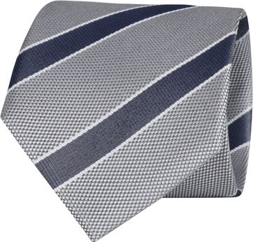 Suitable Tie Light Grey F01-26