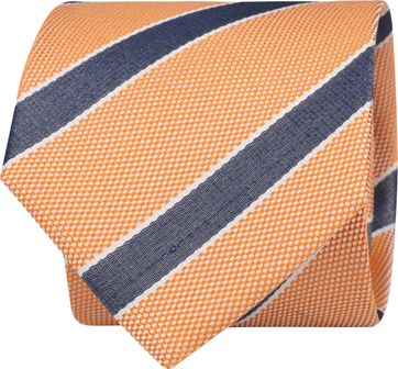 Suitable Tie Light Orange F01-25