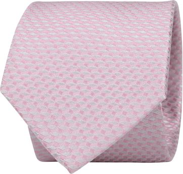 Suitable Tie Light Pink F01-35