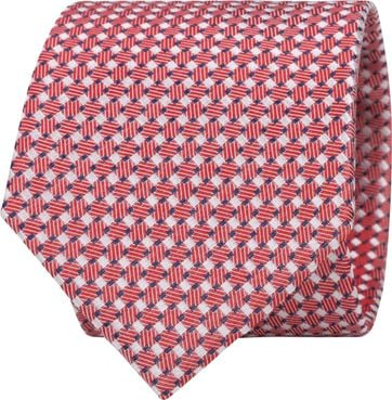 Suitable Tie Light Red F01-21