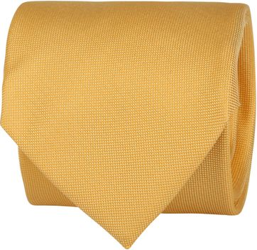 Suitable Tie Oxford Yellow